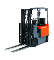 toyota 7fbcu electric counterbalanced trucks product thumb 1