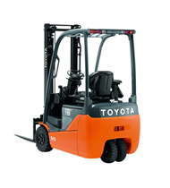 toyota traigo48 3w electric counterbalanced trucks product thumb 9