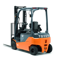 toyota traigo48 4w electric counterbalanced trucks product thumb 6