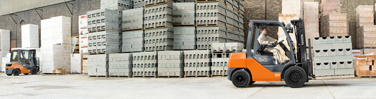 ic counterbalanced trucks category application